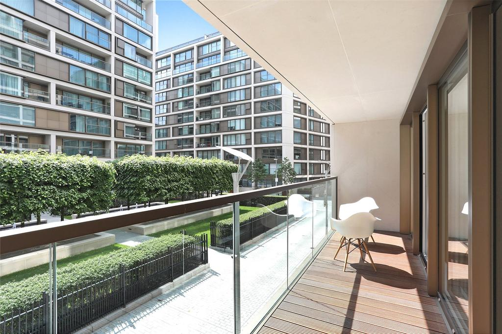 3 Bedrooms Flat for sale in Charles House, Kensington High Street, London, W14