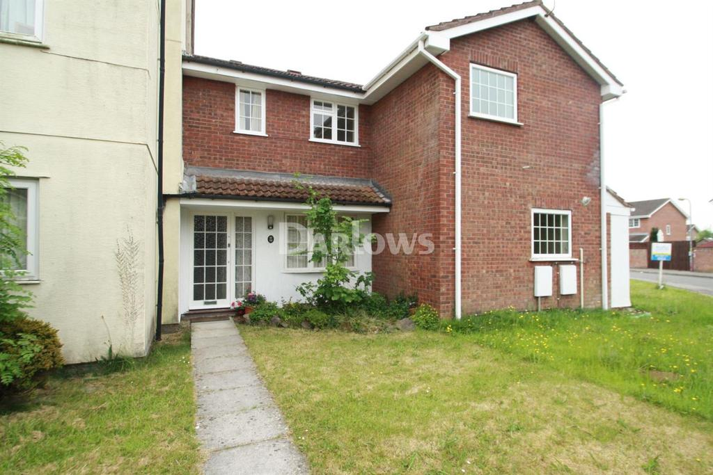 3 Bedrooms Terraced House for sale in Bishop Hannon Drive , Fairwater