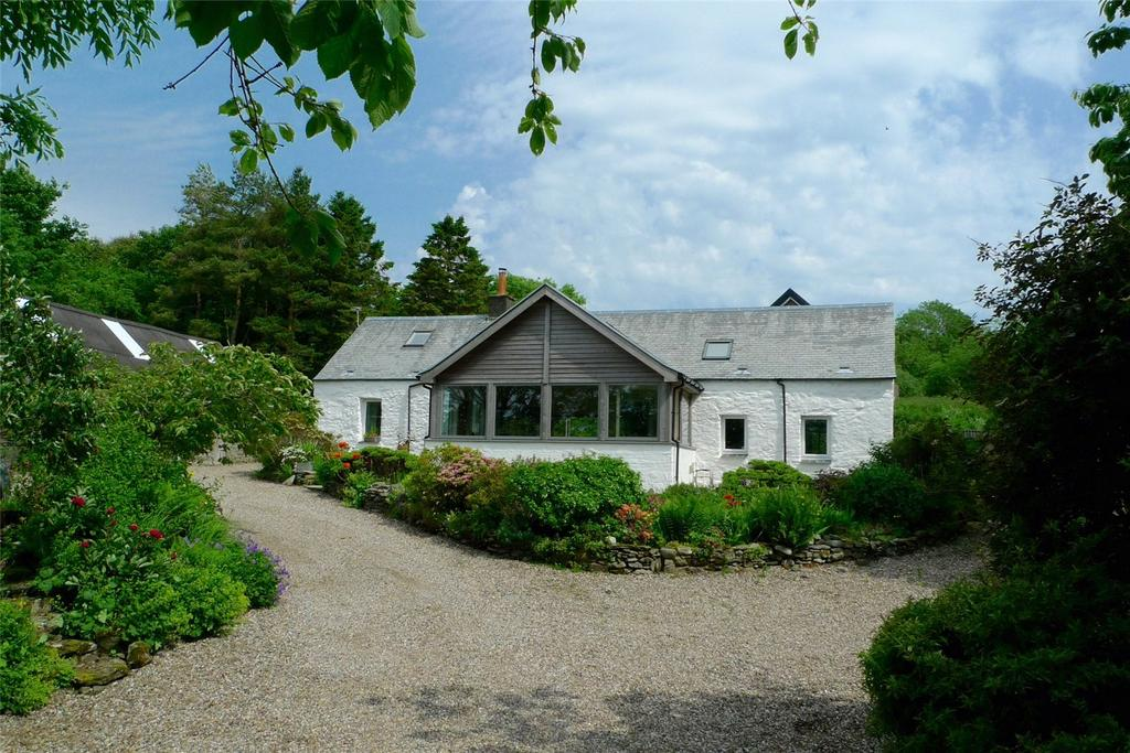 3 Bedrooms Detached House for sale in Kilmaluag Cottage, Glenbarr, Campbeltown, Argyll and Bute, PA29