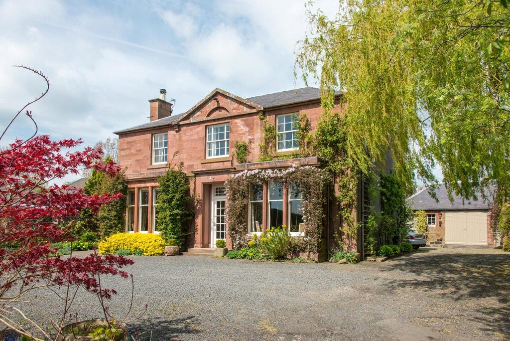 5 Bedrooms Detached House for sale in Meadow House, St. Boswells, Melrose, Scottish Borders, TD6