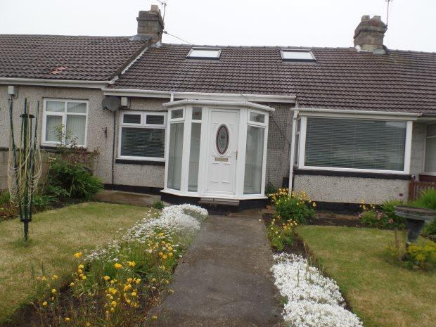 1 Bedroom Terraced Bungalow for sale in ARNOLD AVENUE, BLACKHALL, PETERLEE AREA VILLAGES