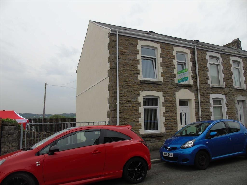 2 Bedrooms End Of Terrace House for sale in Morris Street, Morriston, Swansea