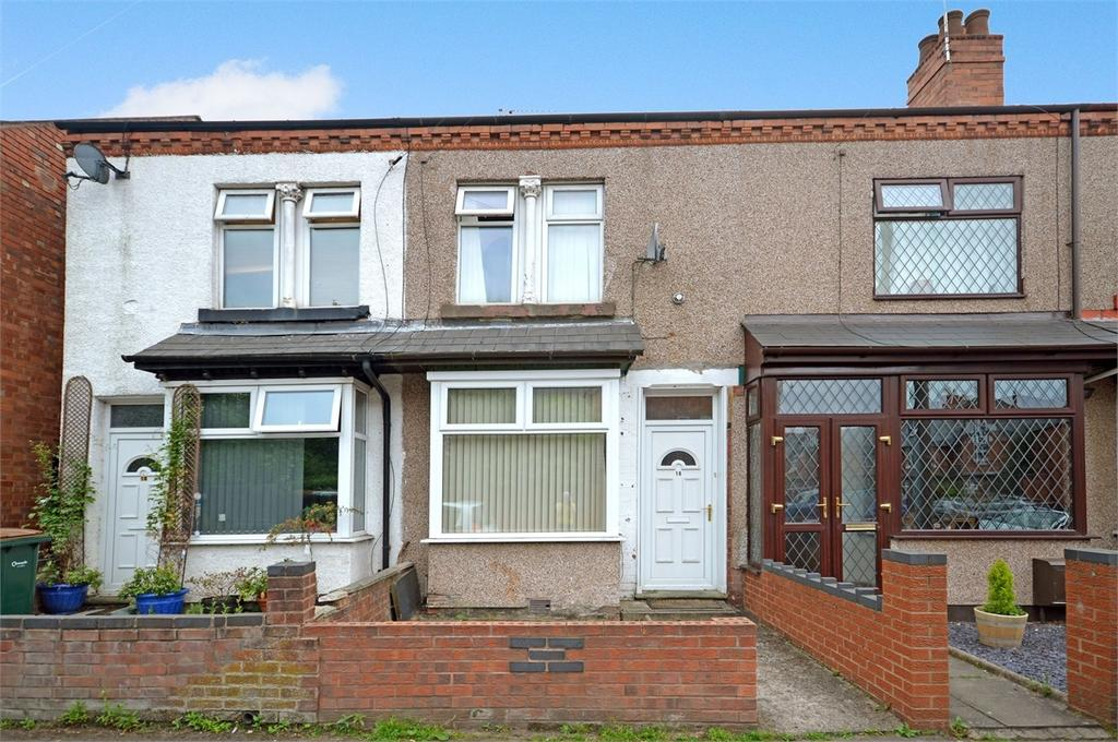 3 Bedrooms Terraced House for sale in Osborne Road, Earlsdon, COVENTRY, West Midlands