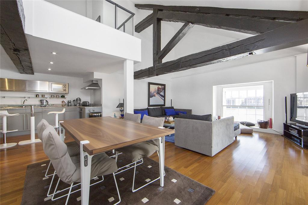 3 Bedrooms Apartment Flat for sale in The Listed Building, London, E1W