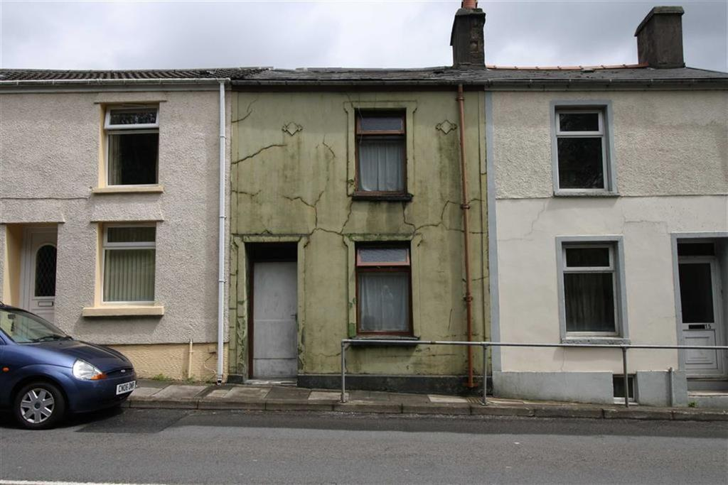 2 Bedrooms Terraced House for sale in Hirwaun Road, Trecynon, Aberdare, Mid Glamorgan