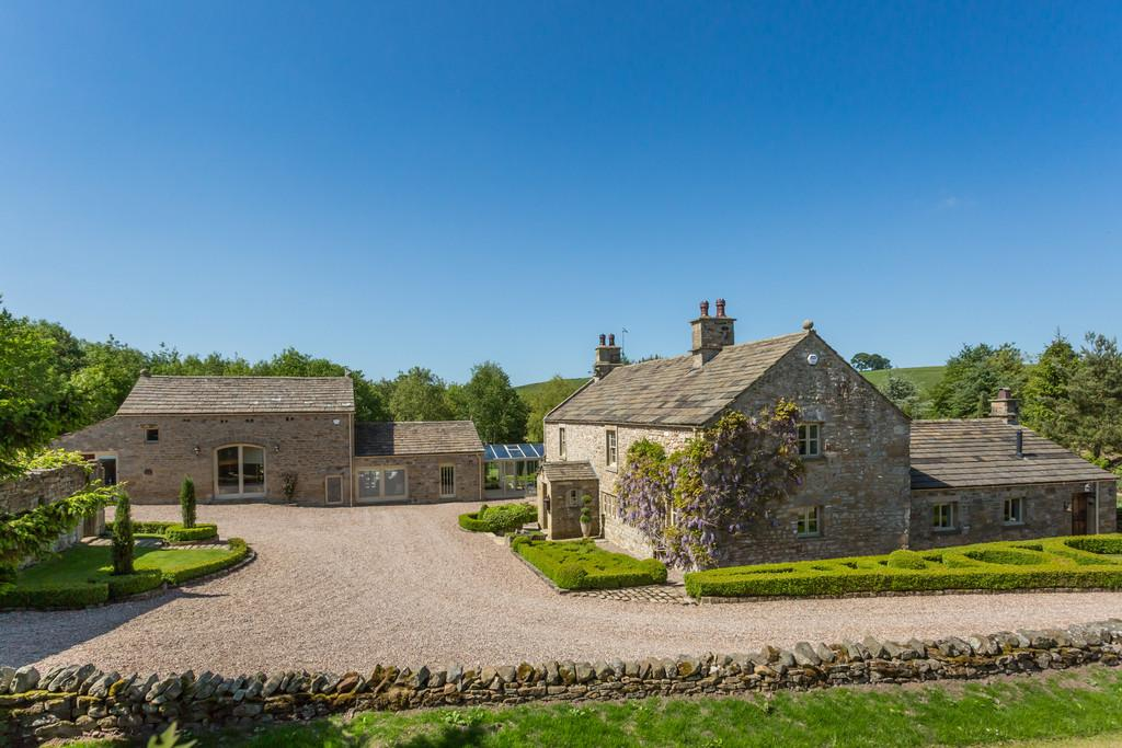 6 Bedrooms Farm House Character Property for sale in Low House, Eskrigge, Gressingham, Lancaster, Lancashire, LA2 8LX