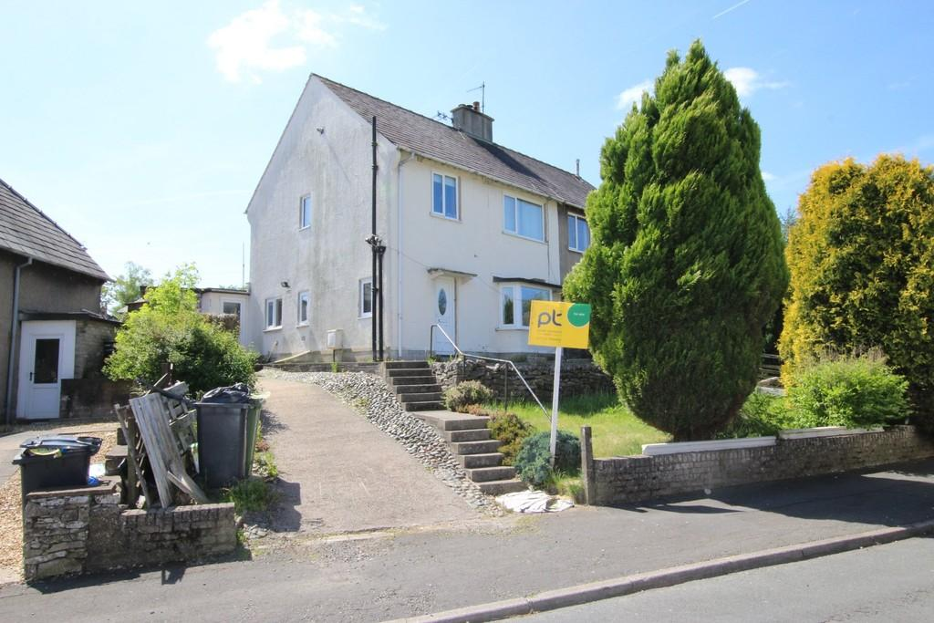 3 Bedrooms Semi Detached House for sale in 52 Hallgarth Circle, Kendal