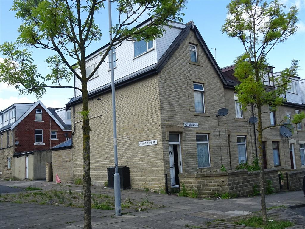 4 Bedrooms End Of Terrace House for sale in Boynton Street, Bradford, West Yorkshire, BD5