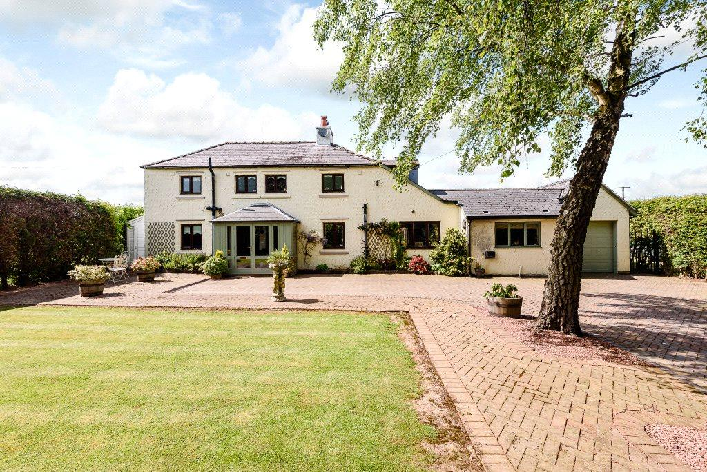 4 Bedrooms Detached House for sale in Station Road, Ditton Priors, Bridgnorth, Shropshire