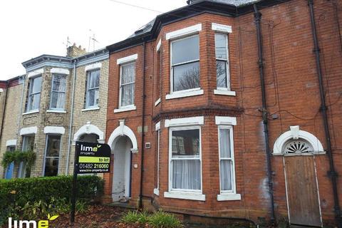 Studio to rent - Park Avenue, Princes Avenue, Hull, HU5 3EW