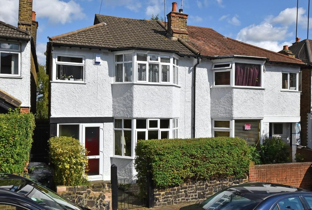 3 Bedrooms Semi Detached House for sale in Fossil Road SE13