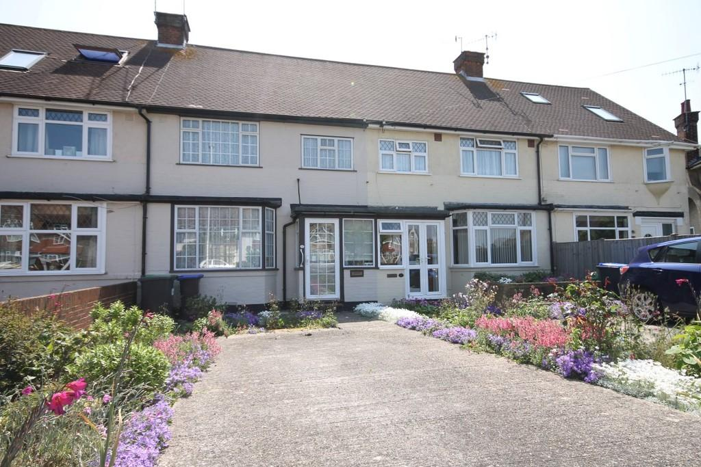 3 Bedrooms Terraced House for sale in Congreve Road, Worthing, BN14 8EW