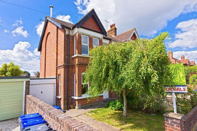 3 Bedrooms Semi Detached House for sale in Salvington Road, Worthing