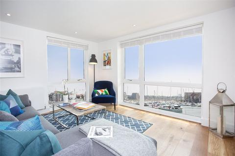 2 bedroom penthouse for sale - Alexandra Wharf, 2 Maritime Walk, Ocean Village, Southampton, SO14