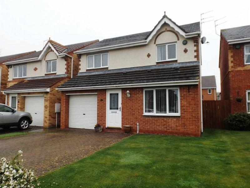 3 Bedrooms Detached House for sale in Morpeth