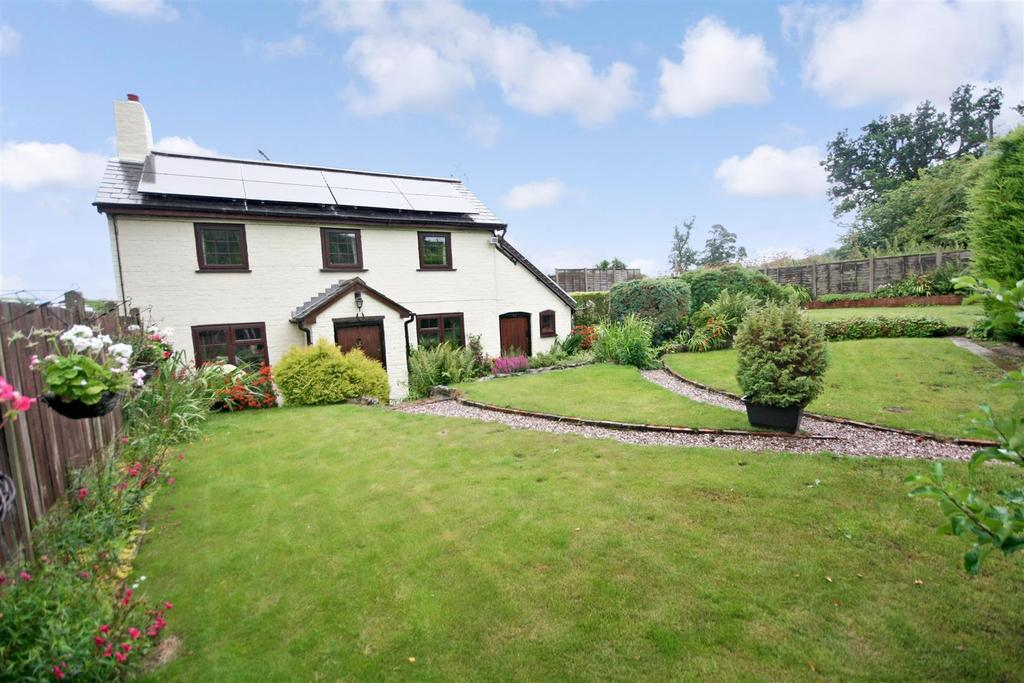 3 Bedrooms Semi Detached House for sale in 3 Tanat Cottages, Llanyblodwel, Oswestry
