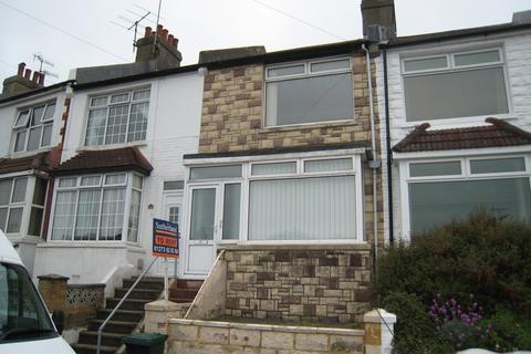 2 bedroom terraced house to rent - Kimberley Road, Brighon BN2