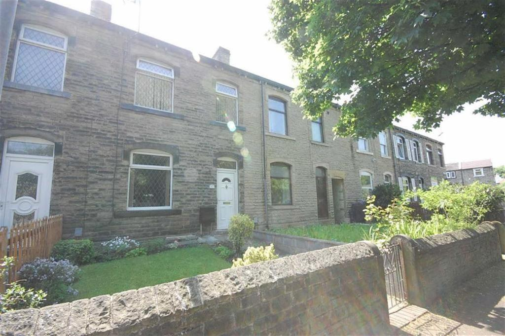 3 Bedrooms Terraced House for sale in Wood Lane, Newsome, Huddersfield, HD4