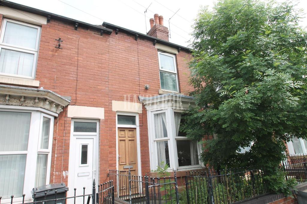 2 Bedrooms Terraced House for sale in Lifford Street, Tinsley