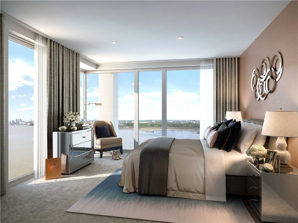 3 Bedrooms Flat for sale in Royal Arsenal Riverside, Woolwich, London, SE18