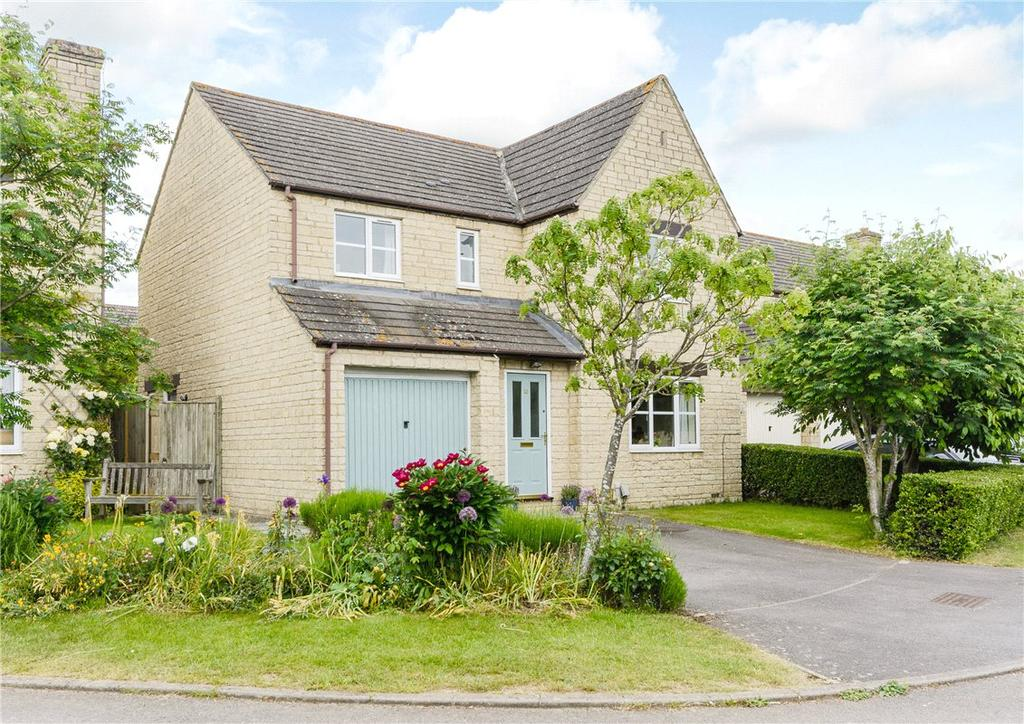 4 Bedrooms Detached House for sale in Willows Edge, Eynsham, Witney, Oxfordshire, OX29