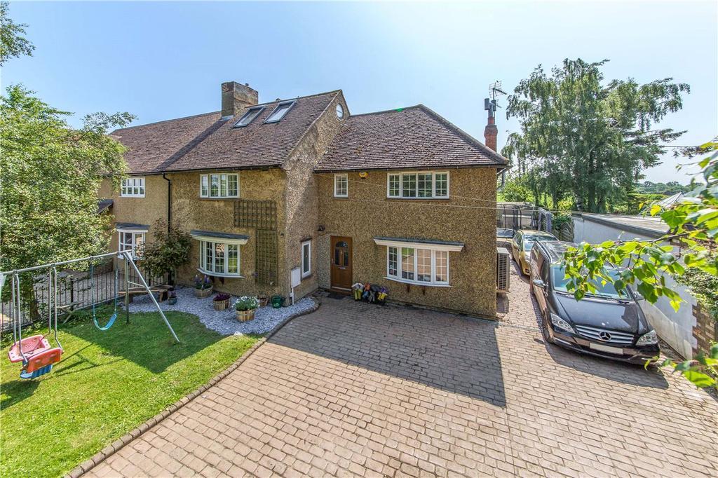 5 Bedrooms Semi Detached House for sale in Holt Cottages, Kimpton, Hertfordshire