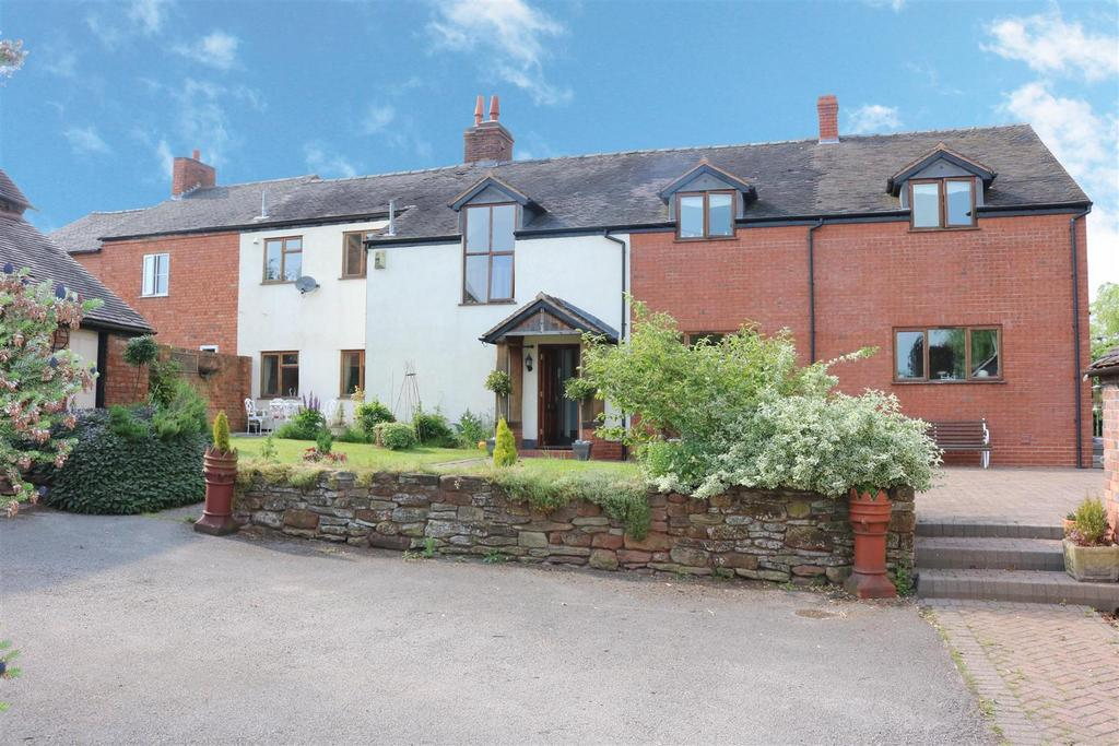4 Bedrooms Detached House for sale in Hipsley Lane, Hurley, Atherstone