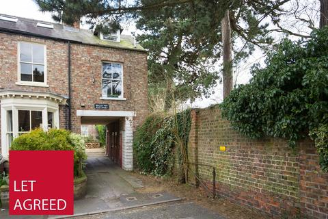 1 bedroom terraced house to rent - Belle Vue Street, York