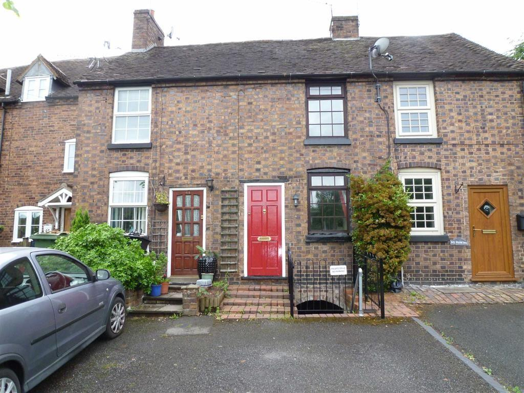 2 Bedrooms Terraced House for sale in Bernards Hill, Bridgnorth, Shropshire
