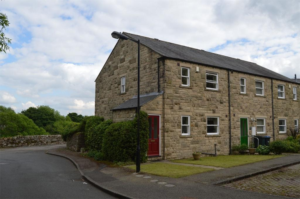 3 Bedrooms Semi Detached House for sale in 10 Burn Bank Court, Middleton in Teesdale, Barnard Castle, Durham