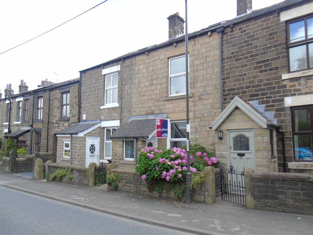 2 Bedrooms Terraced House for sale in Cottage Lane, Gamesley, Glossop