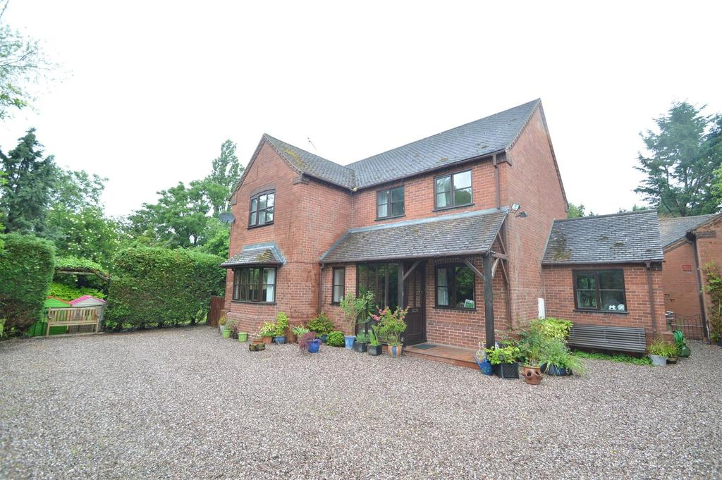 4 Bedrooms Detached House for sale in Baltimore House, Buttington, Welshpool, SY21 8SU
