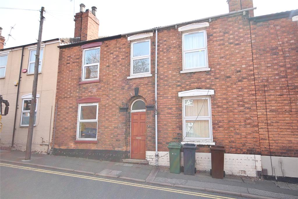 3 Bedrooms Terraced House for sale in Baggholme Road, Lincoln, LN2