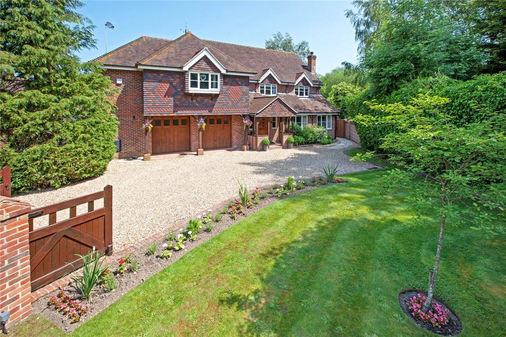 6 Bedrooms Detached House for sale in Bagnor, Newbury, Berkshire, RG20