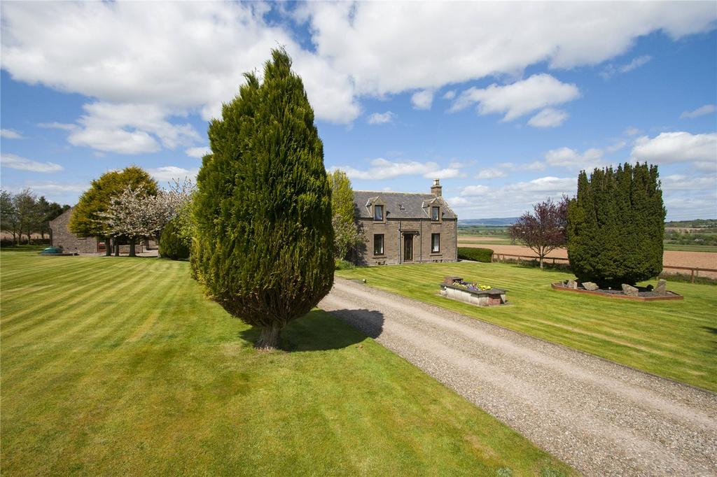 4 Bedrooms Detached House for sale in Easthill Of Craigo, By Montrose, Angus, DD10