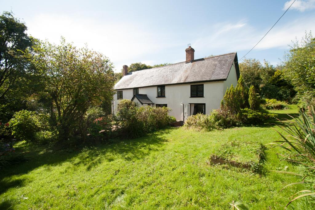 3 Bedrooms Detached House for sale in Exton, Dulverton