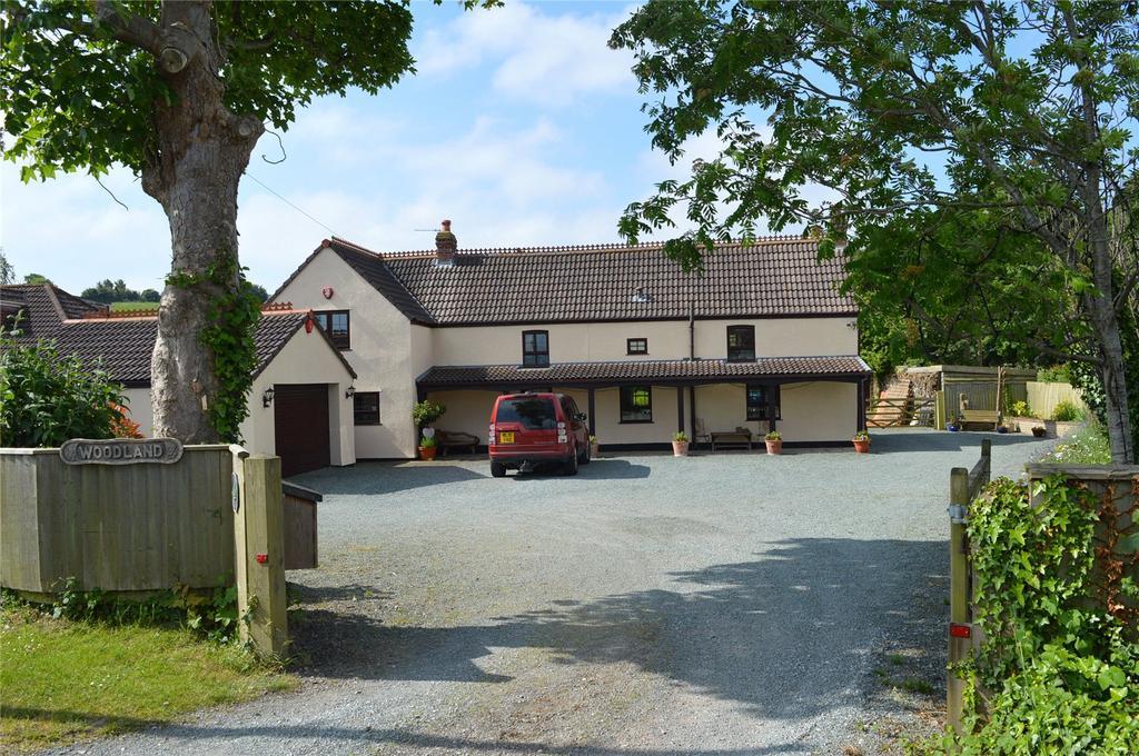 4 Bedrooms House for sale in Burton Row, East Brent, Highbridge, Somerset, TA9