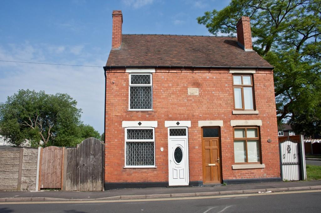 3 Bedrooms Semi Detached House for sale in Bank Street, Heath Hayes