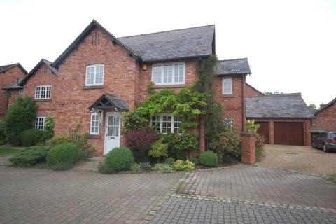 4 bedroom link detached house to rent - Burganey Court, Pulford