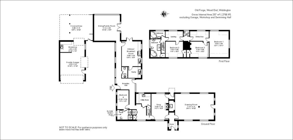 Old Forge Wood End Widdington Saffron Walden Essex CB11 3SN 4 – Forge Wood Site Plan