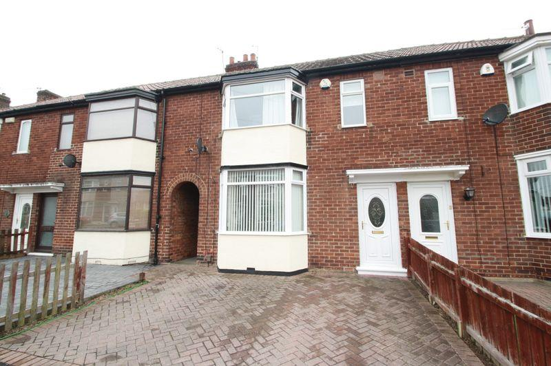 3 Bedrooms Terraced House for sale in Stoneyhurst Avenue, Acklam, Middlesbrough, TS5 4RE