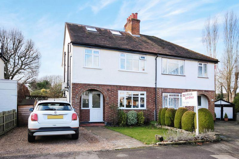 4 Bedrooms Semi Detached House for sale in ASHTEAD