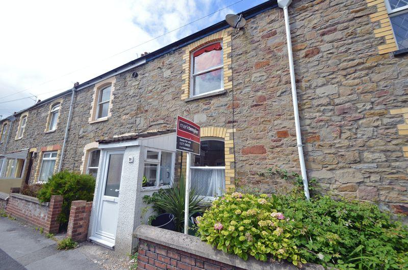 2 Bedrooms Terraced House for sale in Convenient central location in Clevedon