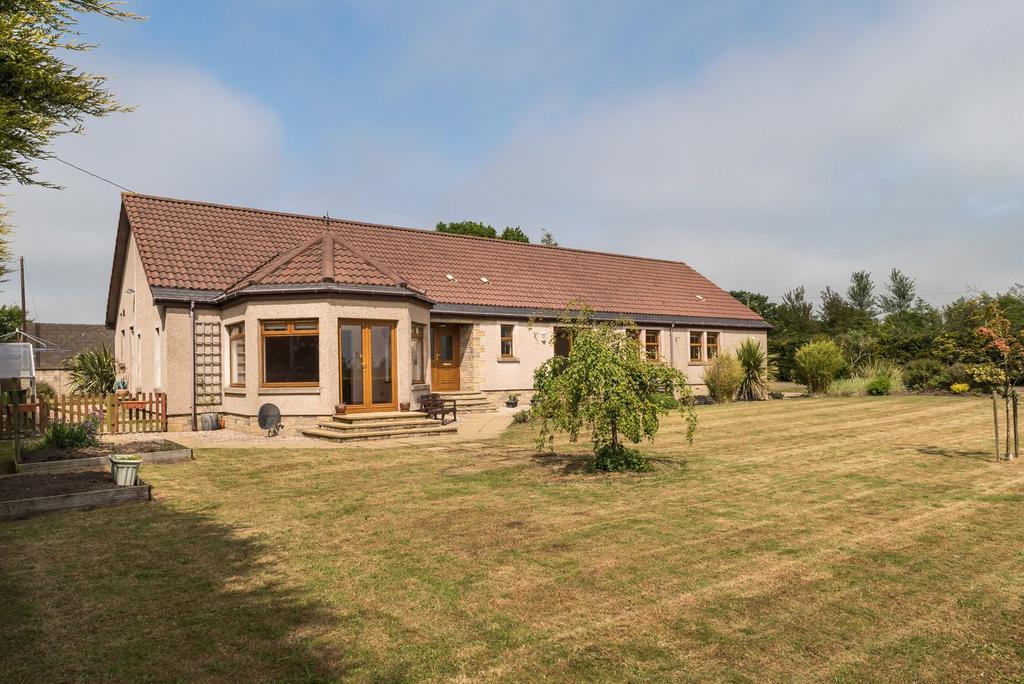 5 Bedrooms Detached House for sale in Anvil Cottage, Radernie, Cupar, Fife, KY15