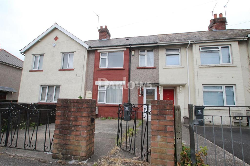 3 Bedrooms Terraced House for sale in Madoc Road, Tremorfa, Cardiff