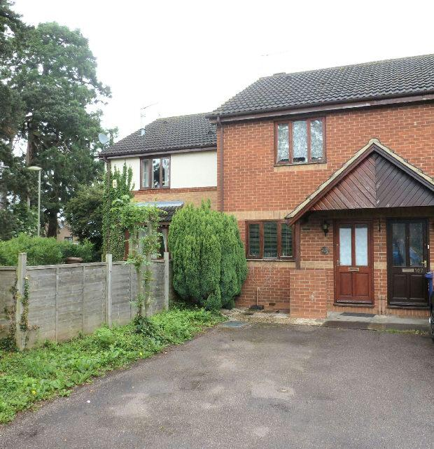 2 Bedrooms Terraced House for sale in Parklands, Banbury