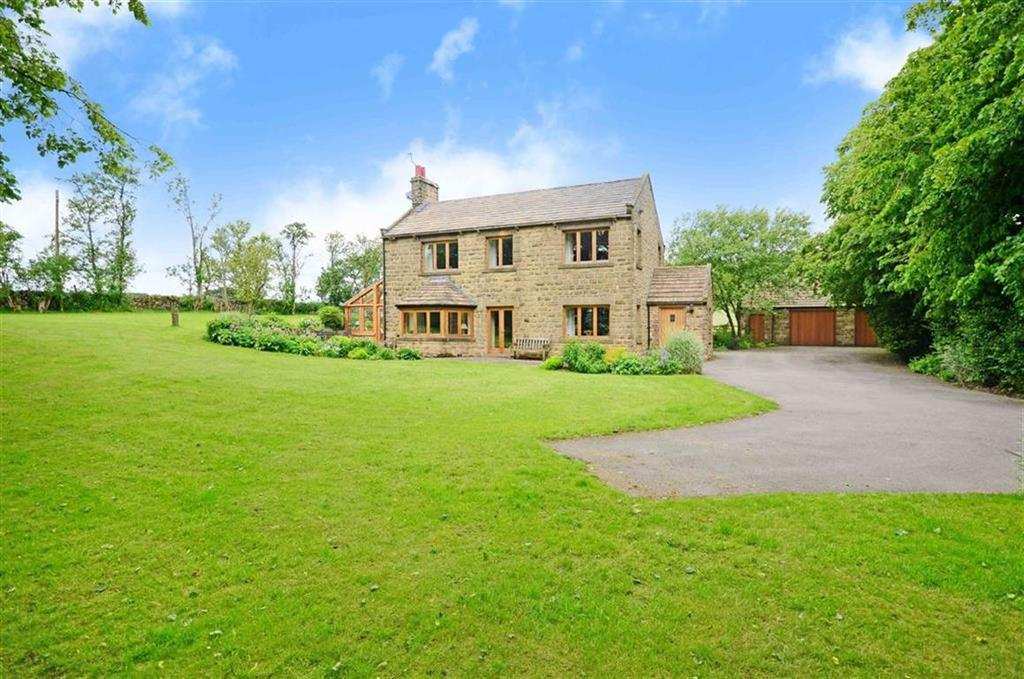 4 Bedrooms Detached House for sale in The Swevic, Bradshaw Lane, Eyam Foolow, Hope Valley, Derbyshire, S32