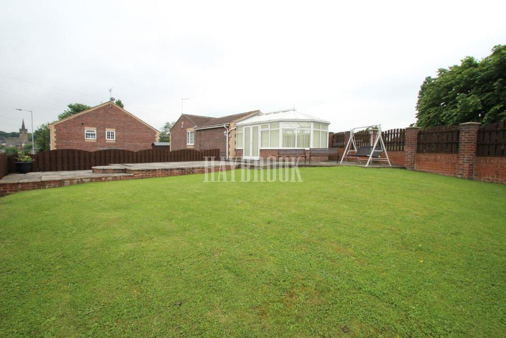 2 Bedrooms Bungalow for sale in Barnsley Road, Wath-upon-dearne