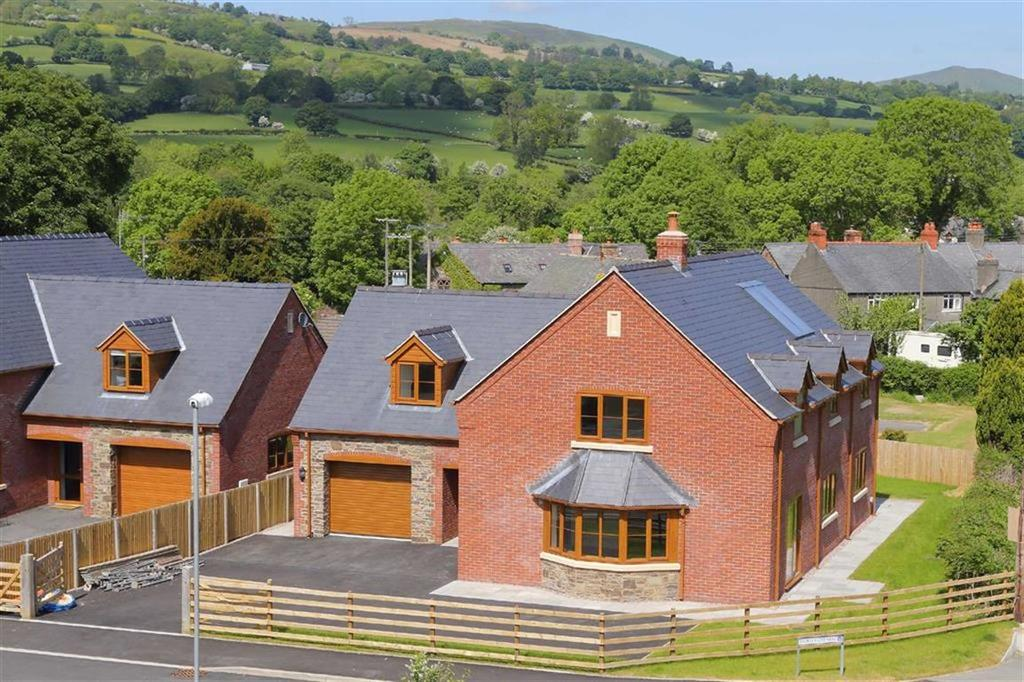 4 Bedrooms Country House Character Property for sale in Troed Y Cyrniau, Penybontfawr, Oswestry, SY10
