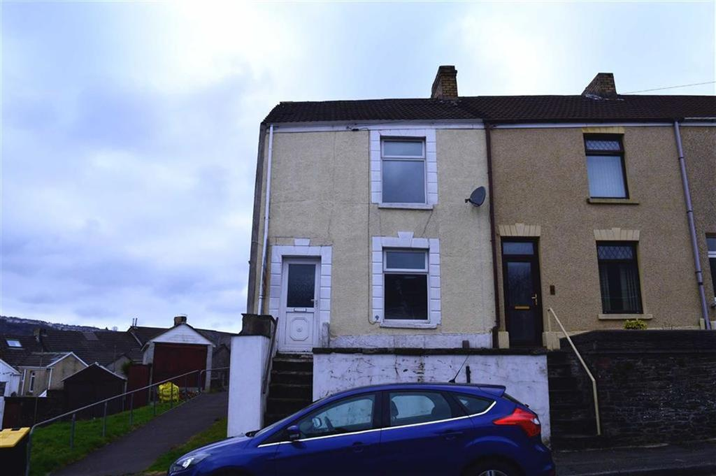 2 Bedrooms End Of Terrace House for sale in Lynn Street, Swansea, SA5